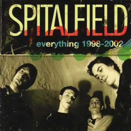CD - Spitalfield: Everything 1998-2002
