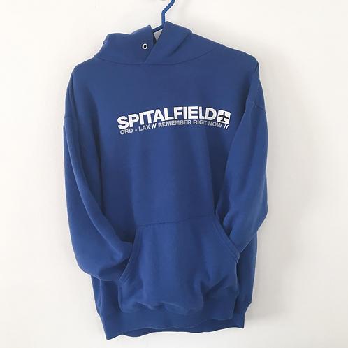 Spitalfield - ORD/LAX (Pullover Hoodie)