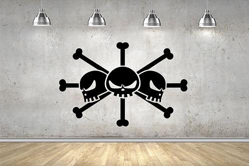 One Piece Skulls