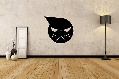 Soul Eater Decal