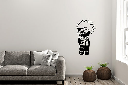 kakashi Naruto Decal