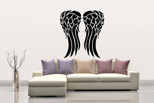 Angel Wings Decal