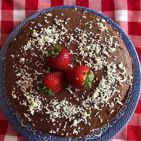 Full chocolate cake with strawberry.jpg