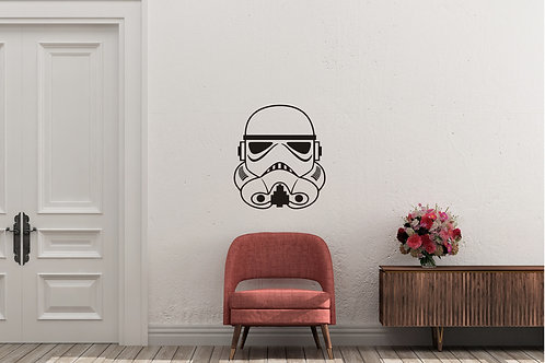Stormtrooper Star Wars Decal