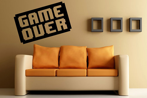 Game Over 8bit