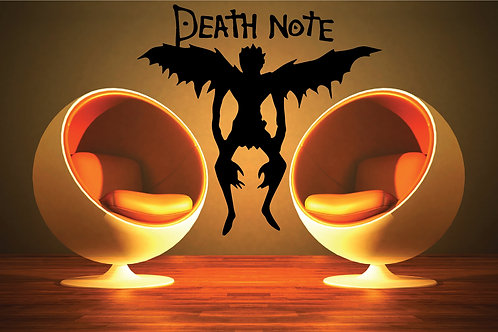 Death Note Decal