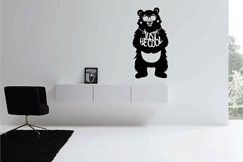 Just Be Cool Bear