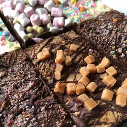 loaded brownies 2