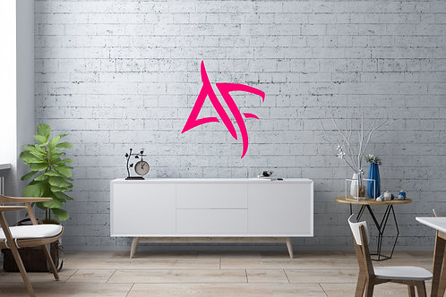 Artemis Fowl Logo Decal