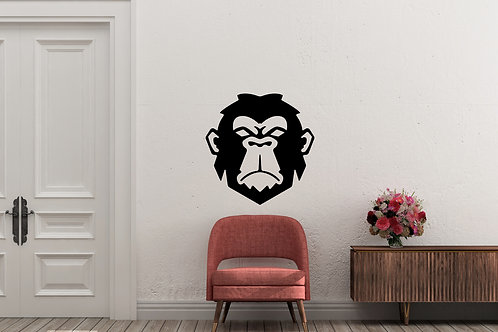Ape Face Decal