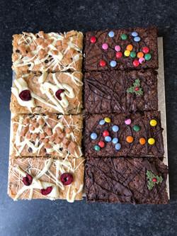 mixed box brownies 1