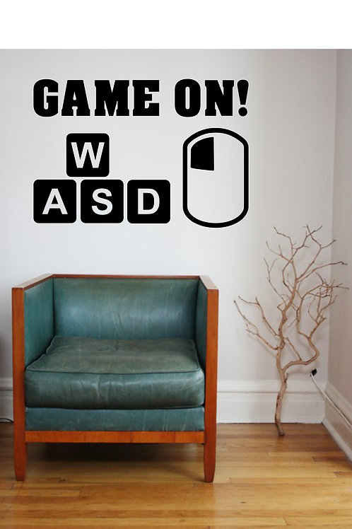 Game On WASD