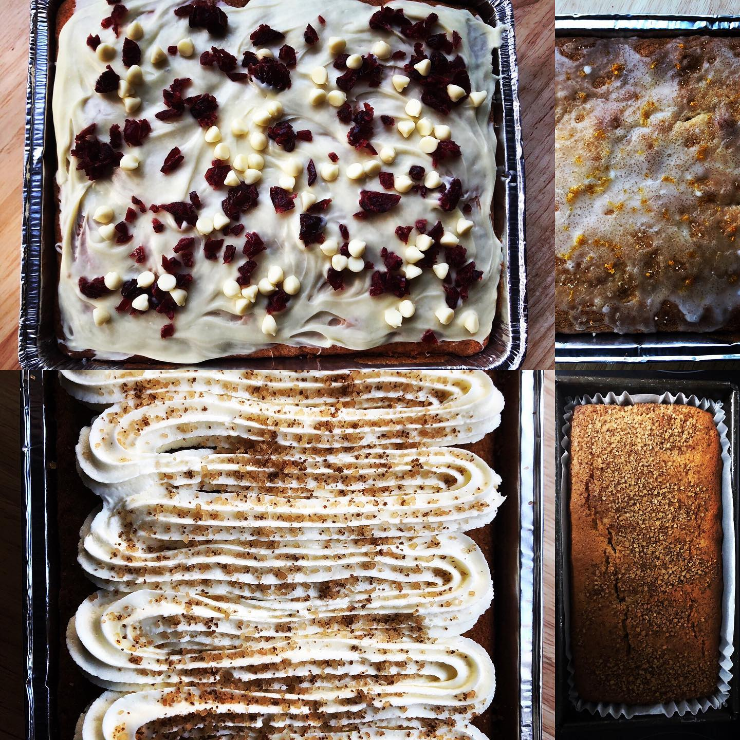 traybake selection