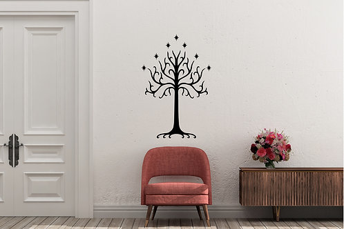 Tree Of Life Lord Of The Rings Decal