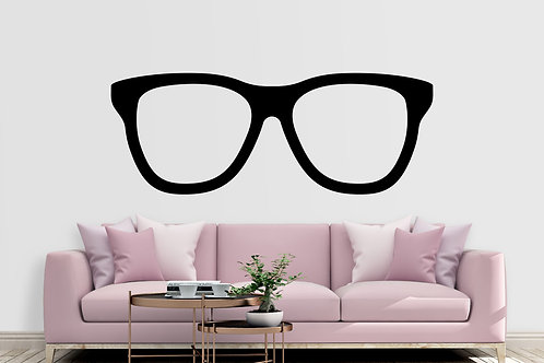 Sun Glasses Decal