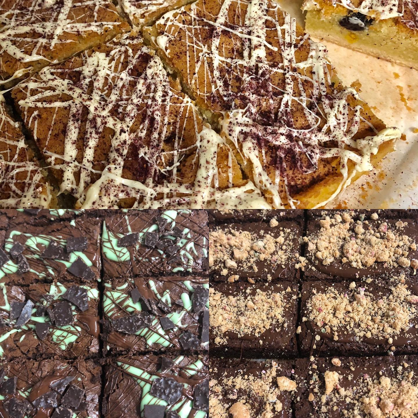brownie selection 2