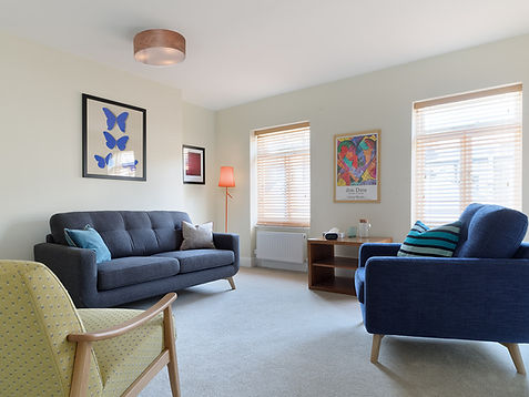 Therapy room Gosfield Street