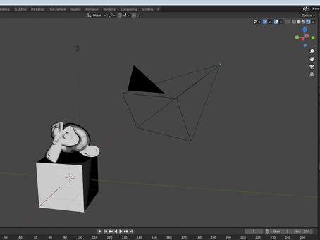 Why Blender 3D?
