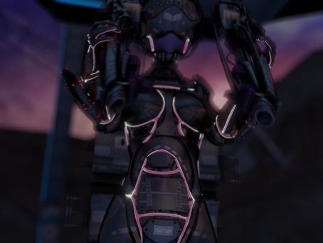αSIX & The Tech Suit! 👊