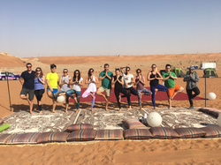 Yoga House Desert Bliss