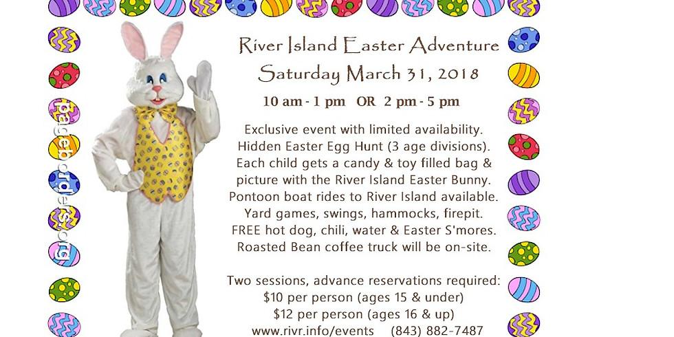River Island Easter Adventure