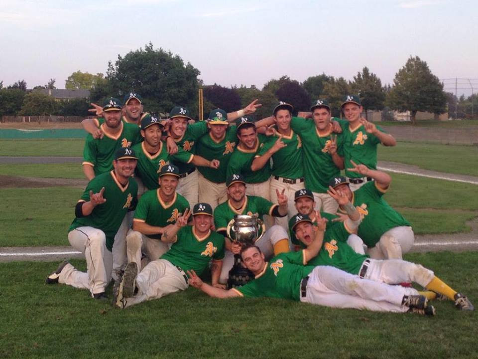 2015 Rithet Cup Champions