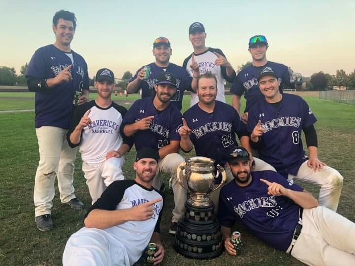 2018 Rithet Cup Champions