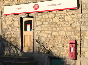 The Post Office - Kirk Smeaton