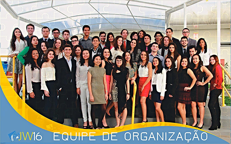 Equipe de Organização