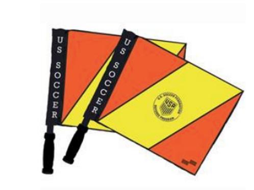 USFF Swivel Flag