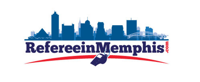 Referee in memphis logo
