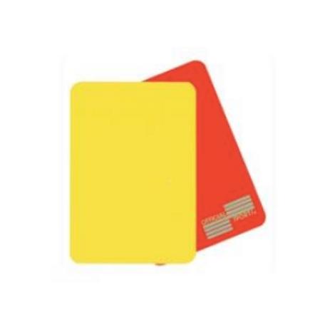 Fluorescent Card Set