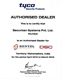 Dealer of DSC Intrusion Alarm System
