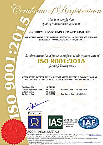 SECURIZEN SYSTEMS PRIVATE LIMITED - SCAN