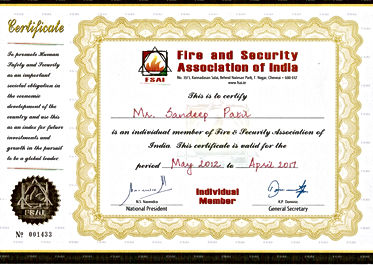 Fire and Security Association of India