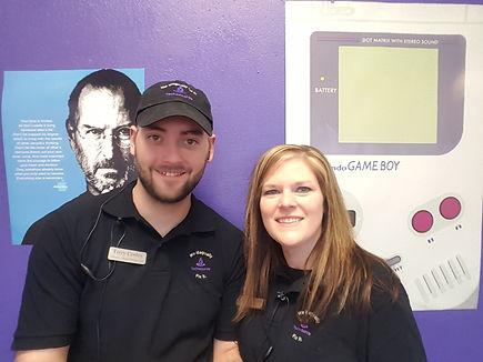 Blairsville, GA computer PC phone repair cracked screen virus store tech