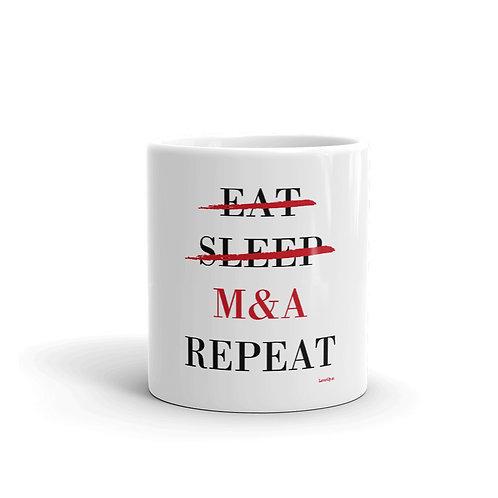 Taza desayuno - M&A Addict