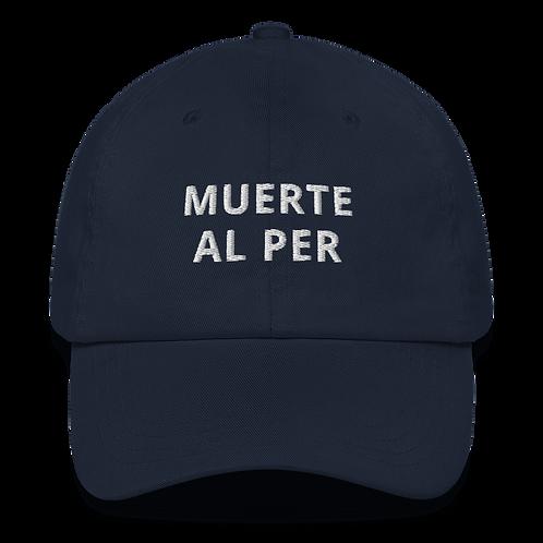 Gorra Baseball - MUERTE AL PER