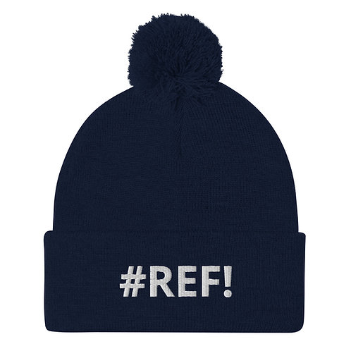 Gorro con pompón - #REF!