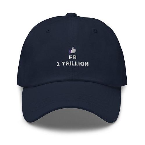 Gorra unisex - FB 1 Trillion Milestone