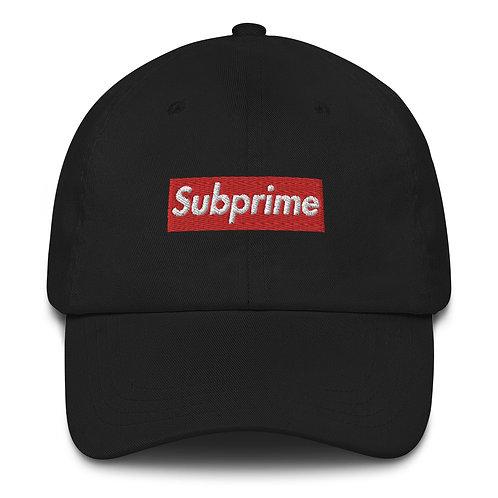 Gorra Baseball - Subprime