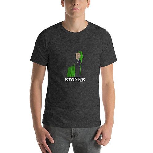 Camiseta corta Unisex - Stonks