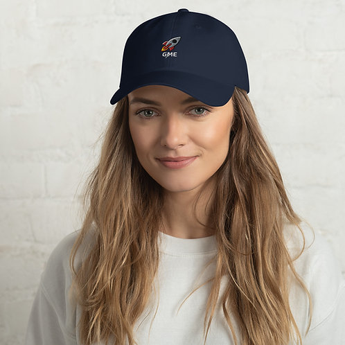 Gorra GME - To the moon