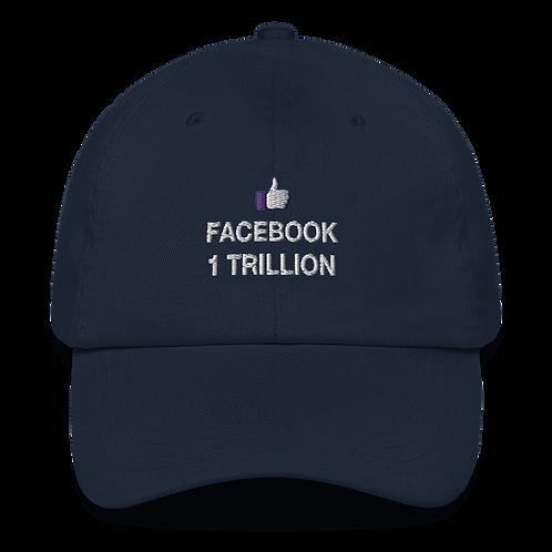 Gorra $FB 1 TRILLION