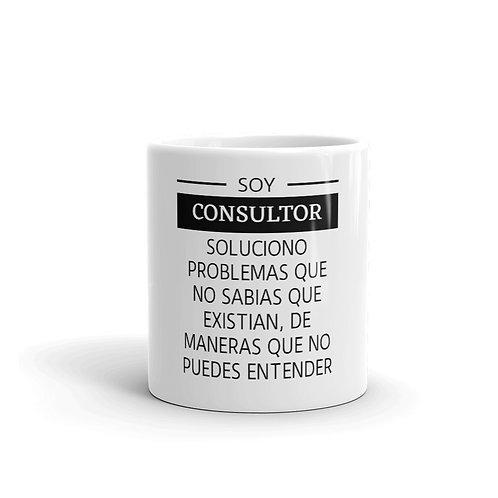 Taza Consultor - Spanish Version