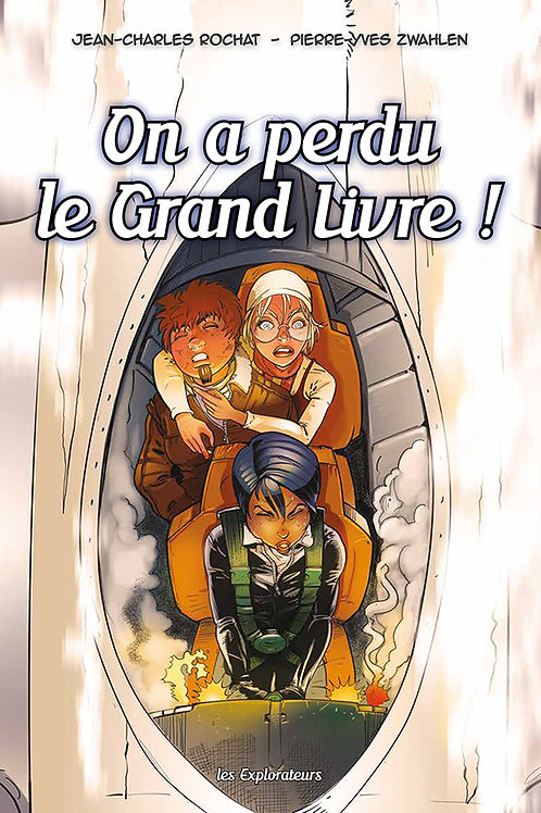 BD-Explos, On a perdu le grand livre