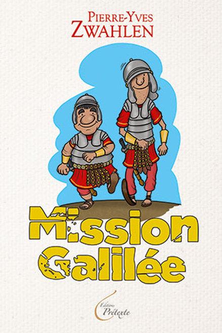 Mission Galilée