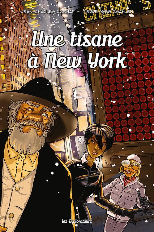 BD-Explos, Une tisane à New York