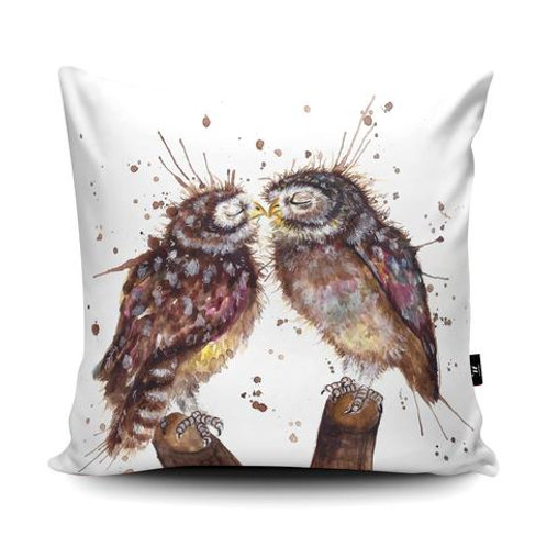 Cushions - SPLATTER LOVED UP KW62U