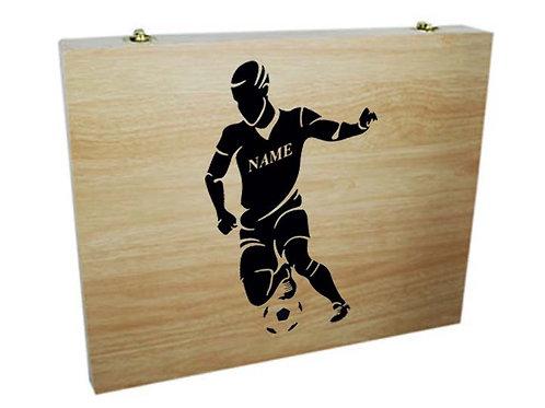 75 Piece Colouring Box (Footballer)